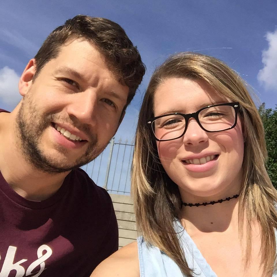 Kiss Tamás és Evelin, Tapolca